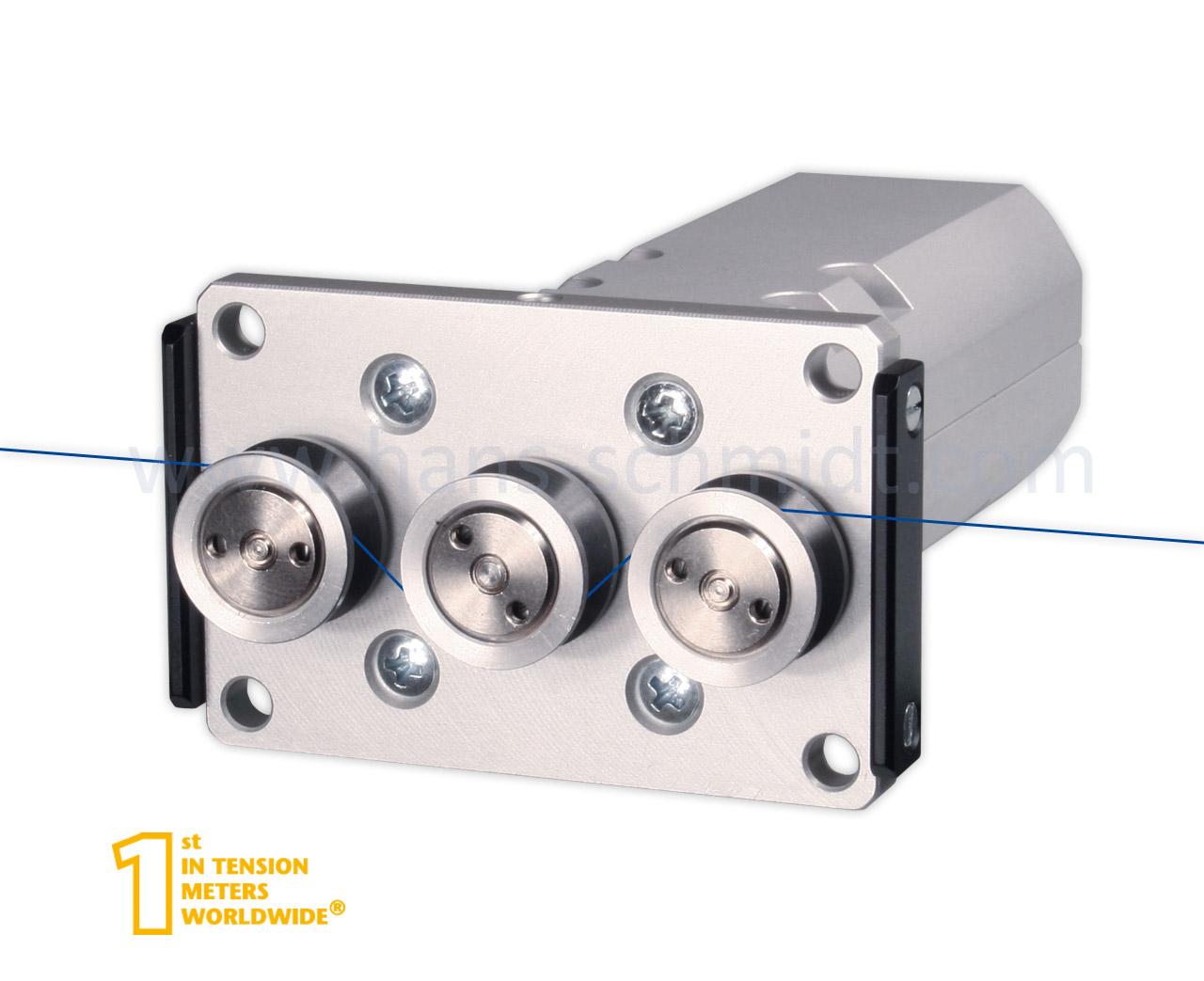 Zugspannungssensor FS1, stationär, elektronisch - Hans Schmidt